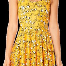 Jake Scoop Skater Dress - LIMITED