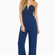 To Kill For Jumpsuit $53