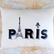 Paris Pillow, Eiffel Tower