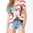 Patriotic Minnie Top | FOREVER21 - 2000048523