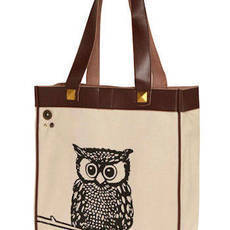 Owl Carry Your Things Bag | Mod Retro Vintage Bags | ModCloth.com
