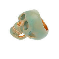 Coloured Skull Ring - Jewellery - Accessories - Topshop