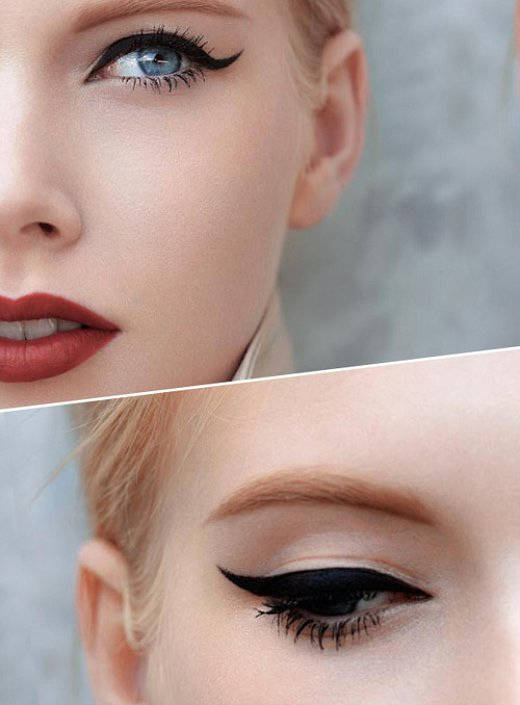 Beauty DIY: Winged Eyeliner