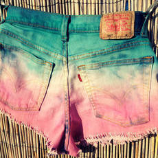 Vintage Levi's Denim High Waisted